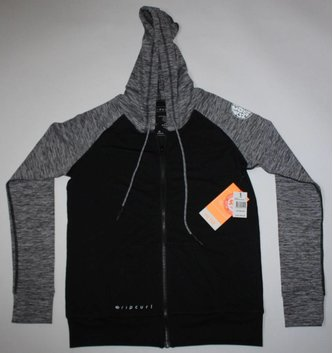 RIP CURL WOMENS SEARCH ZIP HOODIE