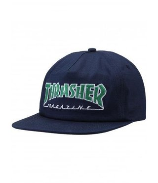 OUTLINED SNAPBACK