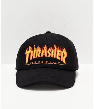 FLAME OLD TIMER HAT