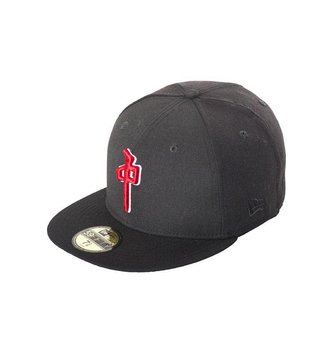 Red Dragon Apparel RDS NEW ERA HAT DYNASTY BLACK RED 7 1 4 58f46ed64e3