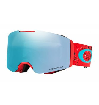 OAKLEY FALL LINE Arctic Fracture Red Sea W/ Prizm Snow Sa
