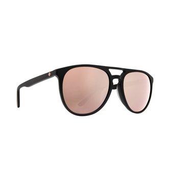 SPY OPTICS SYNDICATE Matte Black-Happy Bronze W/Rose Quartz Spectra Mirror