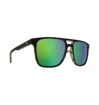 SPY OPTICS CZAR Matte Black/Kushwall - Happy Bronze W/Green Spectra Mir