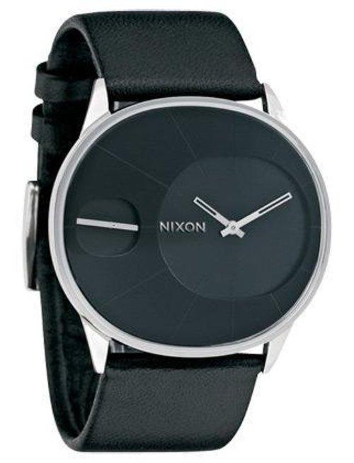 NIXON WATCHES RAYNA: BLACK