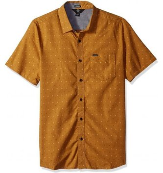 VOLCOM FREQUENCY DOT S/S