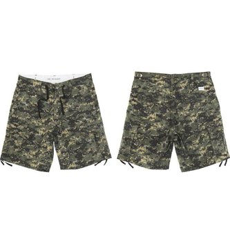 Red Dragon Apparel RDS CARGO SHORT DUKE - Digi Camo