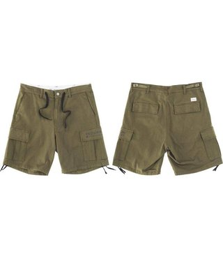 RDS CARGO SHORT DUKE - Army Green