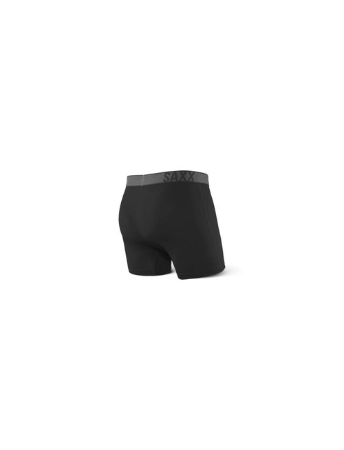 SAXX UNDERWEAR BLACKSHEEP 2.0 BOXER FLY - Black Heather