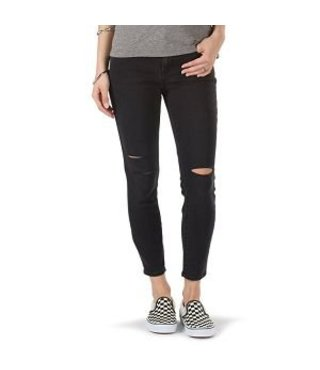 WM SKINNY FIT MIDNIGHT BLACK