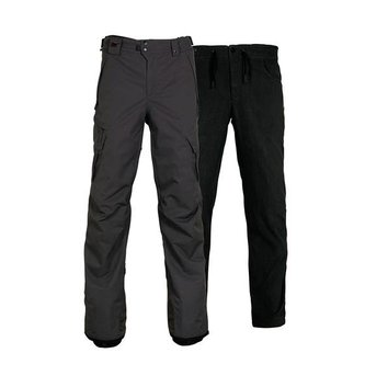 686 MENS SMARTY CARGO PANT - Charcoal