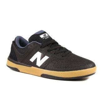 NEW BALANCE NB NUMERIC SHOES 533 - Black/White/Gum