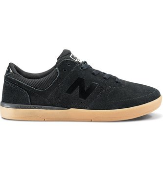 NEW BALANCE NB NUMERIC SHOES 533 - Black/Black/Gum