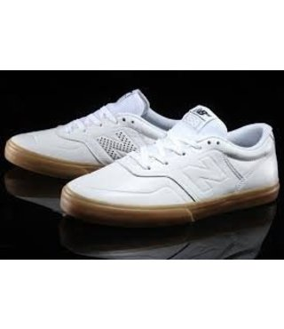 NB NUMERIC SHOES 358 - White/Gum