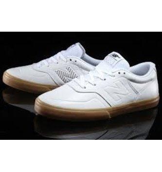 NEW BALANCE NB NUMERIC SHOES 358 - White/Gum