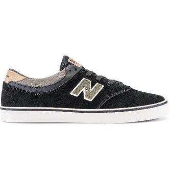 NEW BALANCE NB NUMERIC SHOES 254 - Black/Green