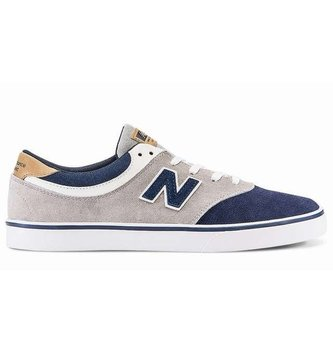 NEW BALANCE NB NUMERIC SHOES 254 - Grey/Navy