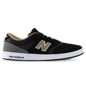 NEW BALANCE NB NUMERIC SHOES 598 - Black/Gold