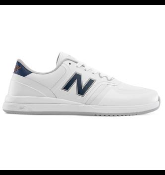 NEW BALANCE NB NUMERIC SHOES 420 - White/Royal