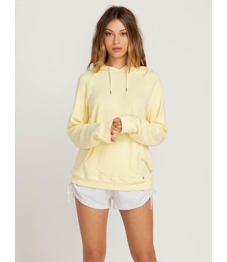 Lived In Lounge Pullover Hoodie - Faded Lemon
