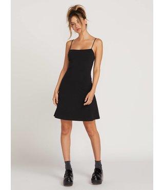 GMJ Cami Skater Dress - Black