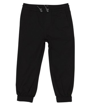 Little Boys Frickin Slim Jogger Pants - Black