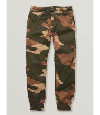 Big Boys Frickin Slim Joggers - Camouflage