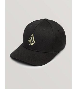 Big Boys Full Stone XFit Hat - Dusty Green