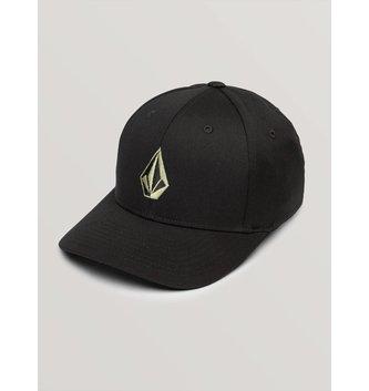 VOLCOM Big Boys Full Stone XFit Hat - Dusty Green