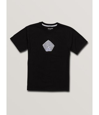 Big Boys Noa Band Short Sleeve Tee - Black