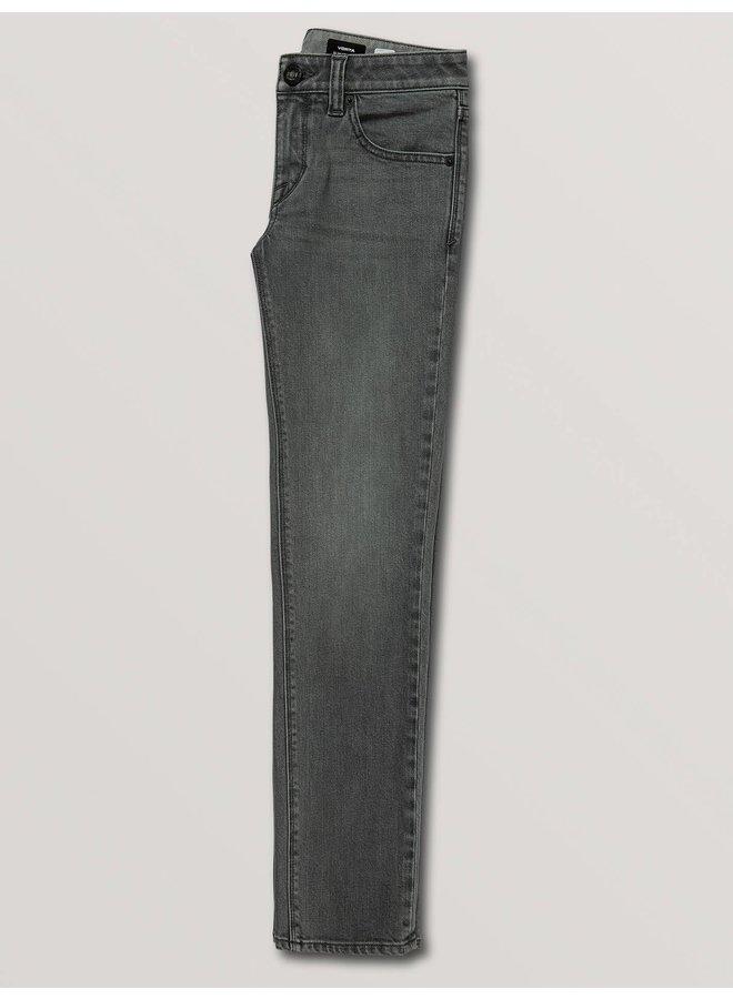 Big Boys Vorta Slim Fit Jeans - Grey Vintage