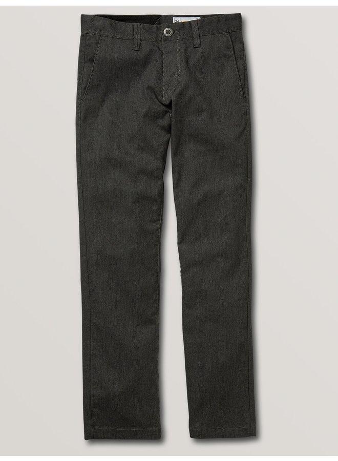 Big Boys Frickin Modern Stretch Chino Pants - Charcoal Heather