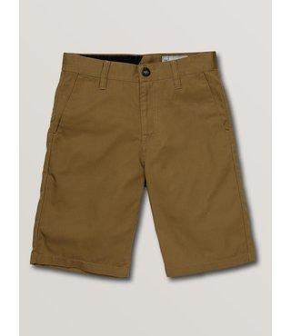 Big Boys Frickin Chino Shorts - Dark Khaki