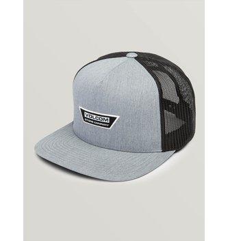 VOLCOM Trapezoid Cheese Hat - Grey