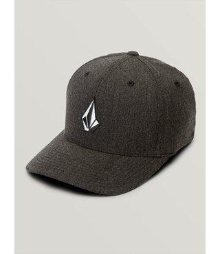 Full Stone Heather XFit® Hat - Charcoal Heather
