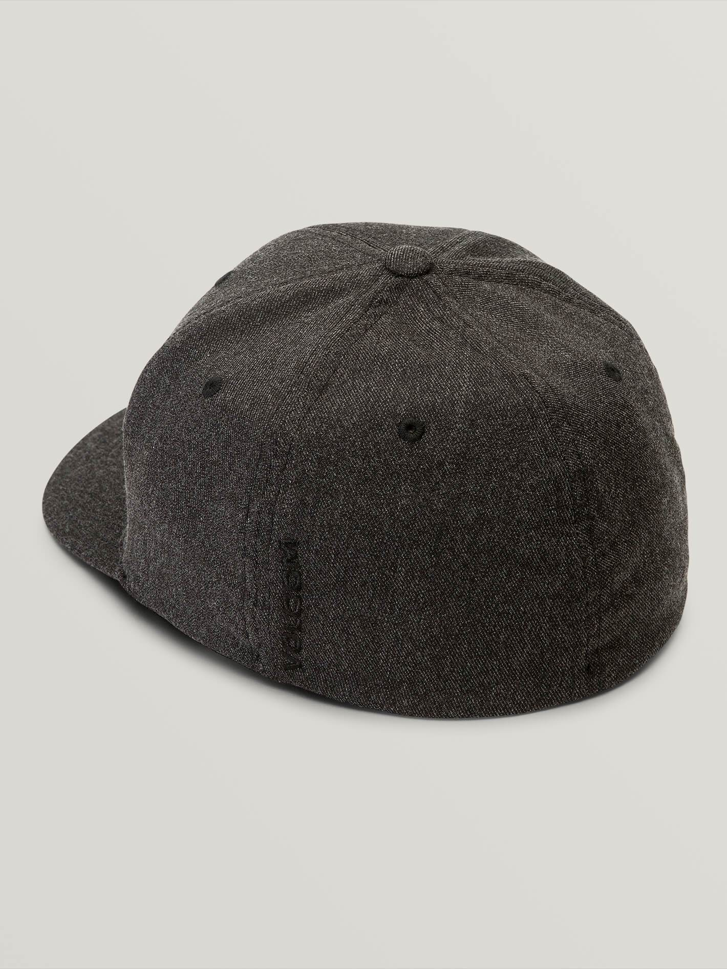 finest selection 5bde9 76c30 VOLCOM Full Stone Heather XFit® Hat - Charcoal Heather. Press tab to enlarge