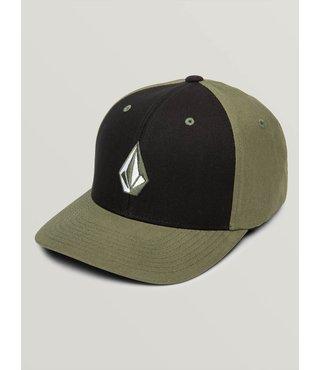 Full Stone Heather XFit® Hat - Army