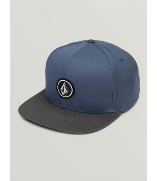 Quarter Twill Hat - Vintage Blue