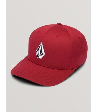 Full Stone XFit Hat - Burgundy
