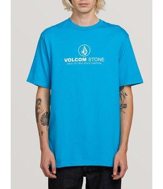 Super Clean Short Sleeve Tee - Bright Blue