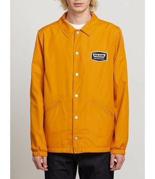 Brews Coach Jacket - Camel