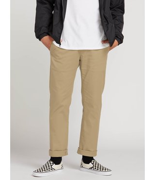 Frickin Modern Stretch Chino Pants - Khaki
