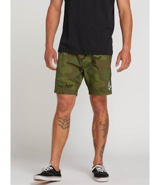 Deadly Stones Shorts - Camouflage