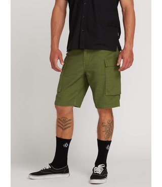 Gritter Cargo Shorts - Army