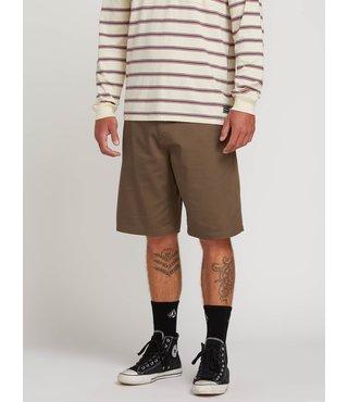 Frickin Chino Shorts - Mushroom