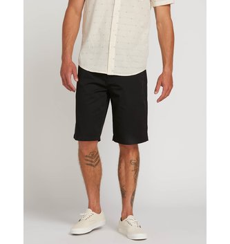 VOLCOM Frickin Chino Shorts - Black