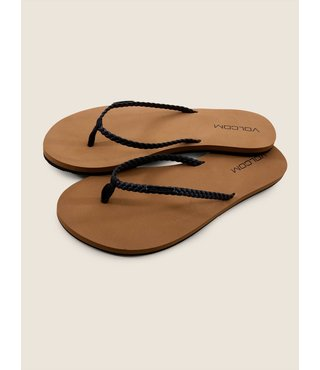Weekender Sandals - Black