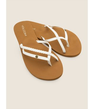 Thrills Sandals - White