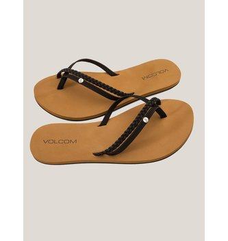 VOLCOM Thrills Sandals - Black