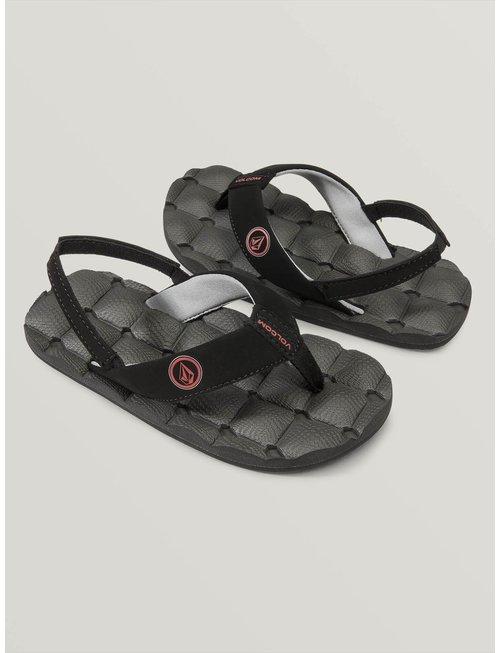9cead0d511db Little Boys Recliner Sandals - Graphite - Medicine Hat-The Boarding ...