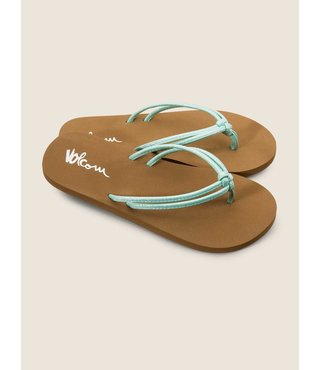 Girls Forever And Ever Sandals - Misty Blue